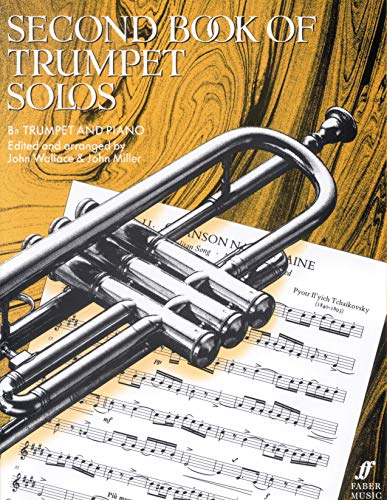 9780571508570: Second Book of Trumpet Solos: (Complete) (Faber Edition)