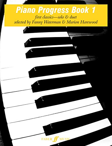 9780571508600: Piano Progress: Book 1: Bk. 1 (Waterman & Harewood Piano Series)