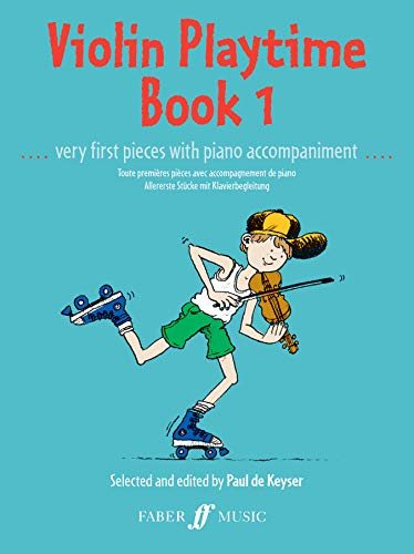 9780571508716: Violin Playtime, Bk 1: Very First Pieces with Piano Accompaniment (Faber Edition)
