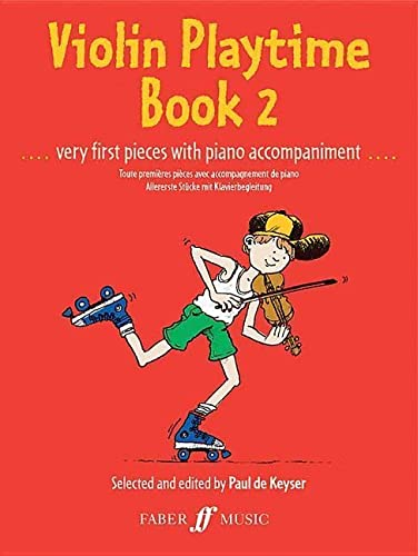 9780571508723: Violin Playtime, Bk 2: Very First Pieces with Piano Accompaniment (Faber Edition)