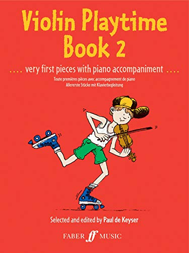 9780571508723: Violin Playtime Book 2: Very First Pieces With Piano Accompaniment