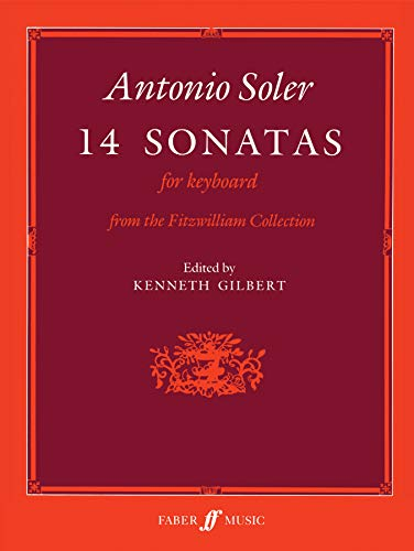 9780571508860: Fourteen Sonatas for Keyboard: from the Fitzwilliam Collection