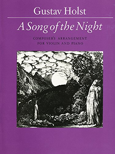 9780571509072: A Song of the Night: (Violin and Piano) (Faber Edition)