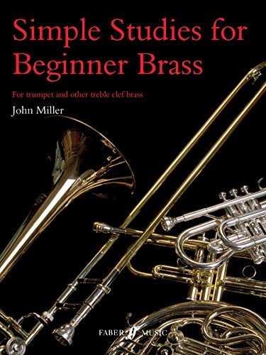 9780571509348: Simple Studies for Beginner Brass (Faber Edition)