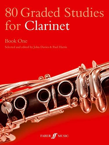 9780571509515: 80 Graded Studies for Clarinet: Bk. 1