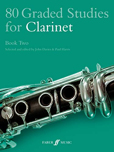 9780571509522: 80 Graded Studies for Clarinet, Book 2