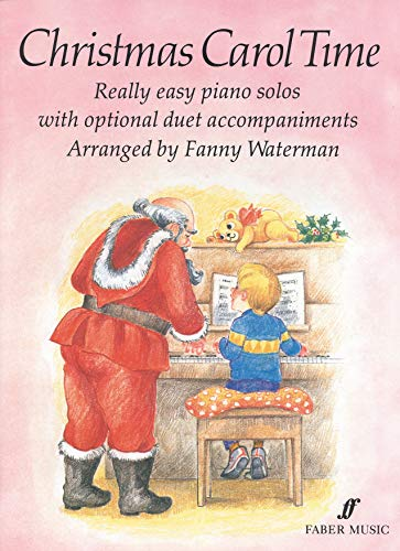 9780571509560: Christmas Carol Time: Really Easy Piano Solos With Optional Duet Accompaniments