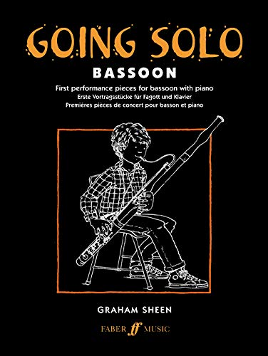 9780571509874: Going Solo -- Bassoon (Faber Edition: Going Solo)