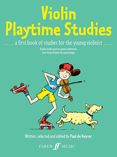9780571510139: Violin Playtime Studies