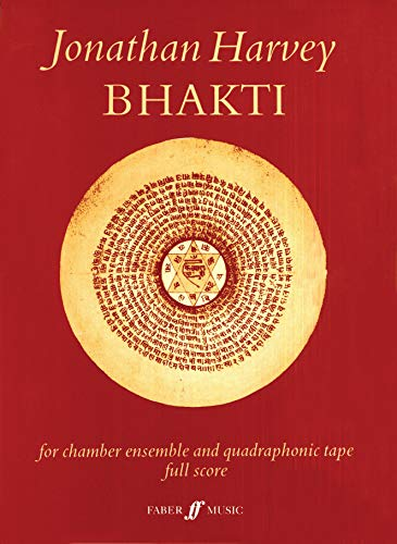 9780571510290: Bhakti: Full Score, Full Score (Faber Edition)