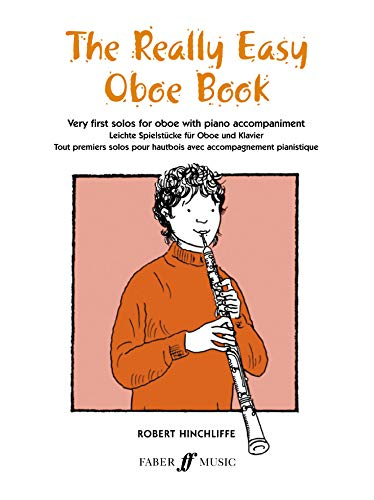 9780571510337: The Really Easy Oboe Book: Very First Solos for Oboe with Piano Accompaniment (Faber Edition)