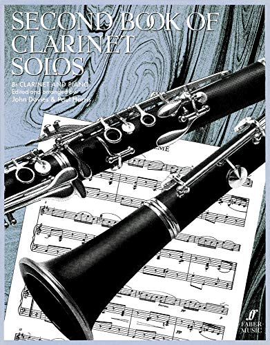 9780571510931: Second Book of Clarinet Solos (Faber Edition)
