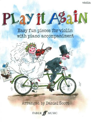 9780571510979: Play it again: Easy fun pieces ... with piano accompaniment