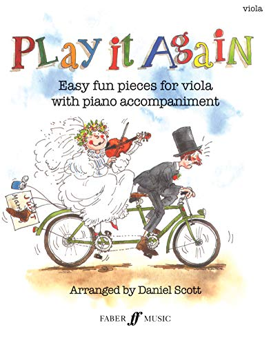 9780571510986: Play it Again: (Viola and Piano) (Faber Edition)