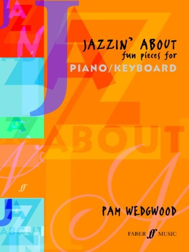 9780571511051: Jazzin' About: (Piano) (Faber Edition: Jazzin' About)