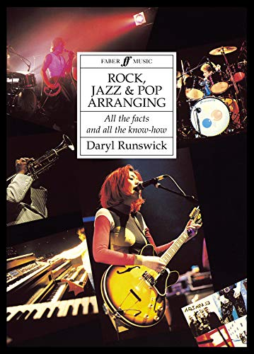 9780571511082: Rock, Jazz & Pop Arranging: All the Facts and All the Know-how