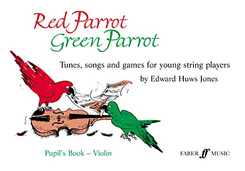 9780571511716: Red Parrot, Green Parrot: Pupil's Book