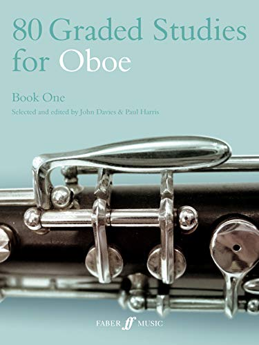 9780571511754: 80 Graded Studies for Oboe: Bk. 1 (Faber Edition)
