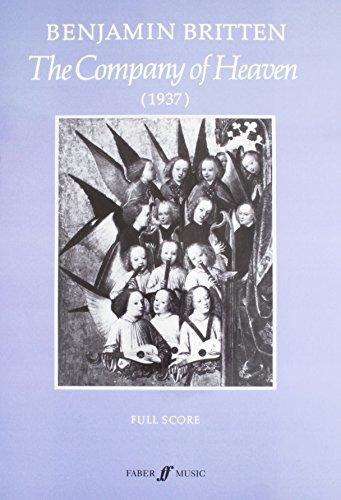 Company of Heaven: Score (Faber Edition): Alfred Music