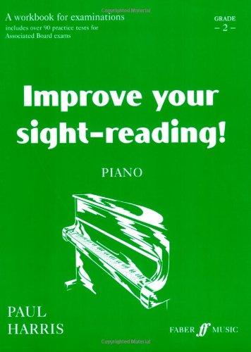 9780571512423: Improve Your Sight-reading! Piano: Grade 2/ Elementary