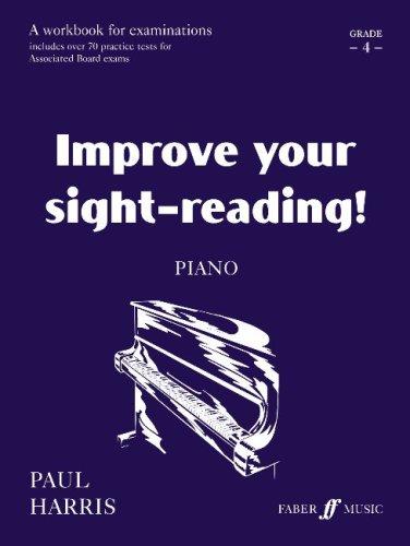 9780571512447: Improve Your Sight-Reading!: Piano 4: Grade 4