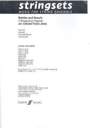 9780571512461: Battles and Brawls (Stringsets)