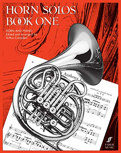 9780571512577: Horn Solos, Bk 1: (Horn and Piano) (Faber Edition)