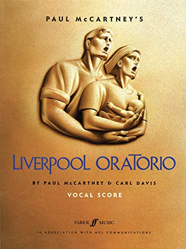 9780571512805: Paul McCartney's Liverpool Oratorio: (Vocal Score) (Vsc)