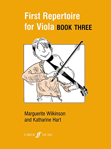 9780571512959: First Repertoire for Viola, Book 3