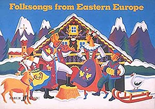 9780571513086: Folksongs from Eastern Europe (Faber Edition)