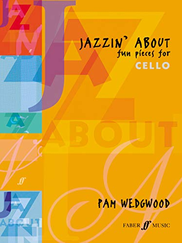 9780571513161: Jazzin' About: (Cello and Piano) (Cello Piano)
