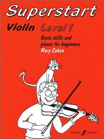 9780571513192: Superstart Vn Level 1 Violin Book
