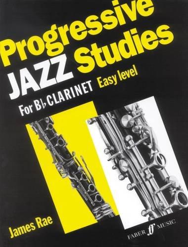 9780571513598: Progressive Jazz Studies for B-flat Clarinet, Bk 1 (Faber Edition)
