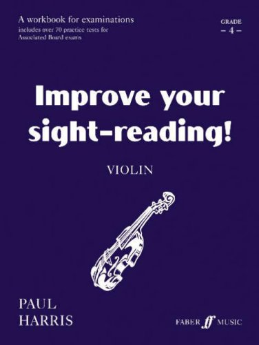 9780571513888: Improve Your Sight-reading! Violin, Grade 4: Grade 4 (Faber Edition: Improve Your Sight-Reading)