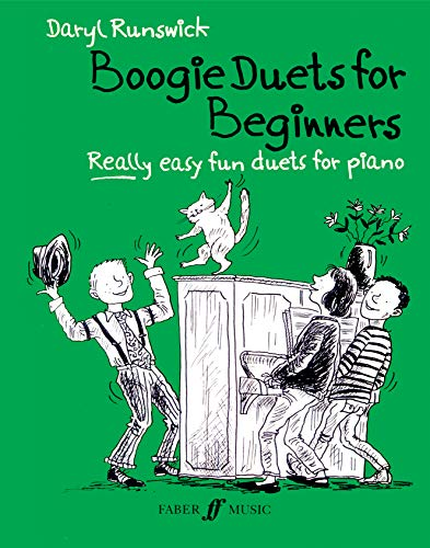 Boogie Duets for Beginners (Faber Edition) - Faber Music