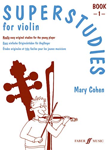9780571514212: Superstudies: (Solo Violin): Bk. 1