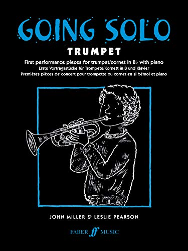 9780571514250: Going Solo (Trumpet): (trumpet and piano)
