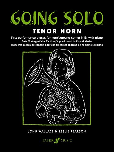 9780571514267: Going Solo -- Tenor Horn (Faber Edition: Going Solo)