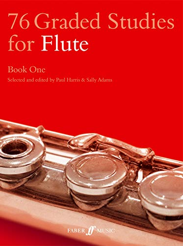 9780571514304: 76 Graded Studies for the Flute: 1 (1-54) (Faber Edition)