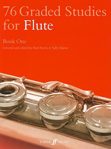 9780571514304: 76 Graded Studies for Flute, Bk 1 (Faber Edition)