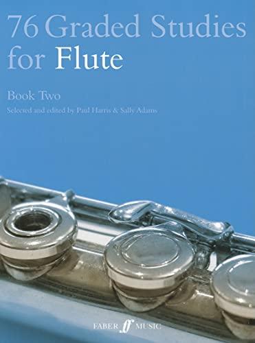 9780571514311: 76 Graded Studies For Flute Book 2