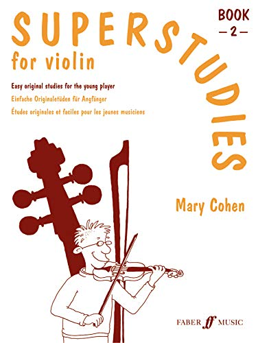 9780571514502: Superstudies for Violin, Bk 2: (Solo Violin)