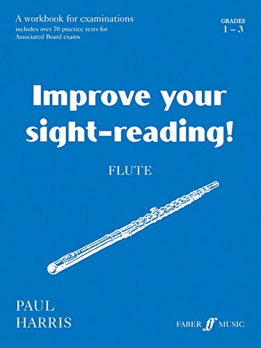 9780571514663: Flute: Grades 1-3 (Improve Your Sight-reading!)