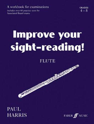 9780571514670: Improve Your Sight-reading! Flute, Grade 4-5 (Faber Edition: Improve Your Sight-Reading)