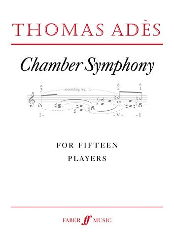 9780571515097: Chamber symphony: For fifteen players : (1990) : op.2 - score