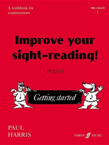 9780571515288: Improve your sight-reading! Piano Pre-1