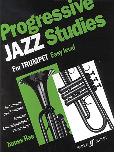 9780571515431: Progressive Jazz Studies 1: (Trumpet) (Faber Music)