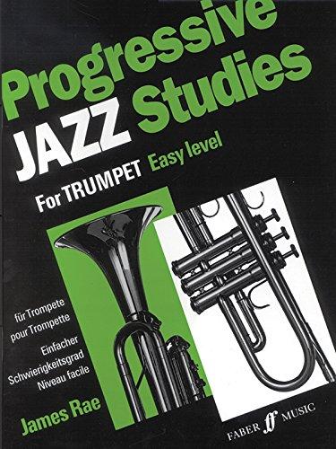 9780571515431: Progressive Jazz Studies for Trumpet, Bk 1 (Faber Edition)