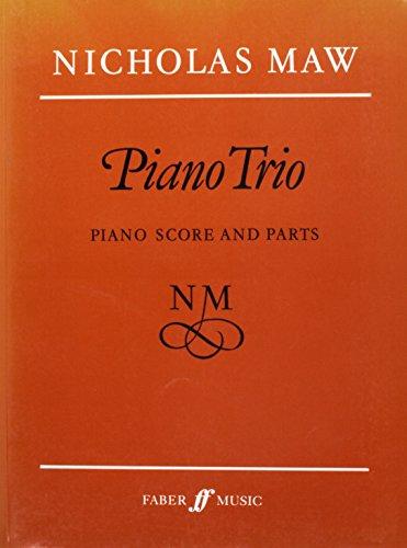Piano Trio: (Score and Parts) (Paperback)
