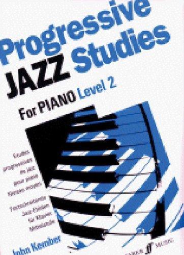9780571515837: Progressive Jazz Studies for Piano: Level 2 (Faber Edition)